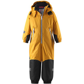 Reima Finn Reimatec Winter Overall Kinderen, dark yellow